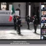 Rinde Toluca homenaje póstumo al ex presidente municipal Arturo Martínez Legorreta